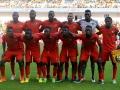 Die Mannschaft von Guinea-Bissau