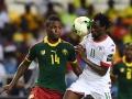 Burkina-faso gegen Kamerun