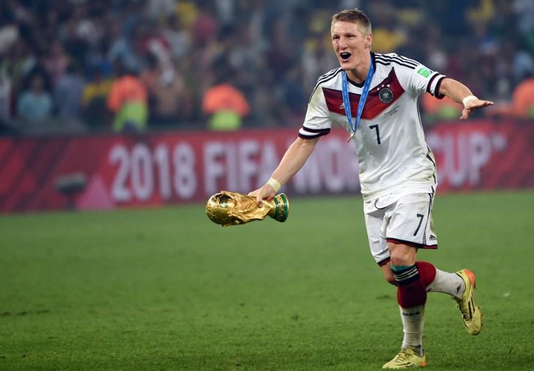 Bastian Schweinsteiger Deutschland Trikot