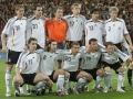 FBL-WC2006-FRIENDLY-GER-JPN-TEAM PHOTO