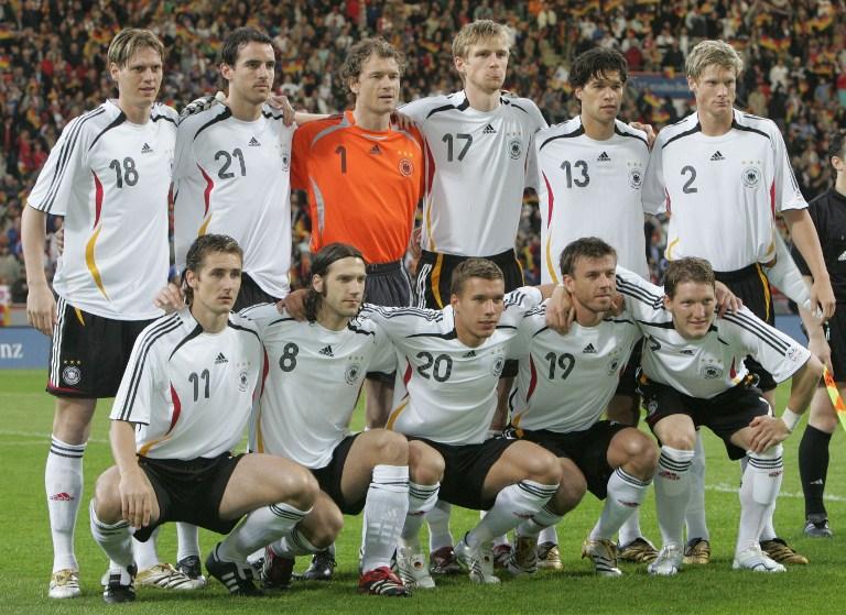 Deutsche FuГџballnationalmannschaft 2006
