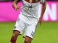 Abwehrspieler Emre Can beim Euro 2016 qualifying Spiel zwischhen Deutschland und Polen am 4.September 2015.  AFP PHOTO / PATRIK STOLLARZ
