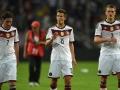 Erik Durm beim Spiel gegen Argentinien am 3.9.2014 (Foto AFP)