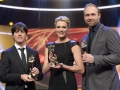 GERMANY-SPORTS-ATHLETE OF THE YEAR