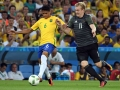 Julian Brandt gegen Brasilien. / AFP PHOTO / Luis Acosta
