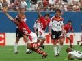 WORLD CUP-1994-WEST GERMANY-BULGARIA