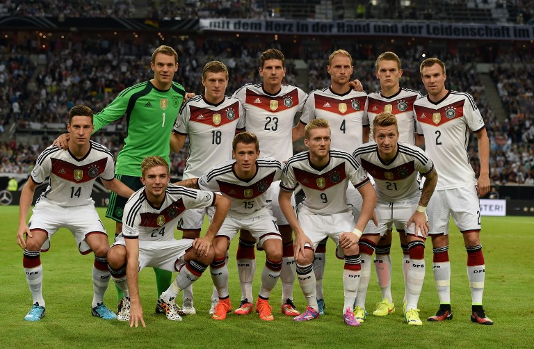 nationalmannschaft nummer 11