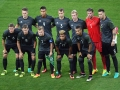 Deutschland beim Rio 2016 Olympische Spiele Fußballfinale gegen Brasilien. / AFP PHOTO / Johannes EISELE