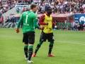 Ron-Robert Zieler im H96 Trikot (Copyright Sport-in-Augsburg.de)