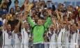DFB Torwarttrikot Manuel Neuer (Foto AFP)