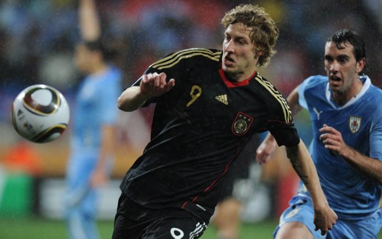 Stefan Kiesslingbeim Spiel um Platz 3 bei der WM 2010 in Südafrika (Foto AFP)