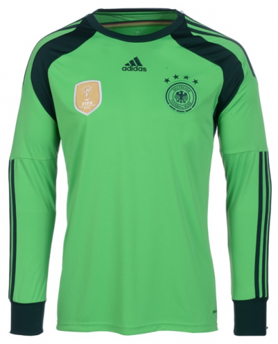 Das DFB Torwarttrikot