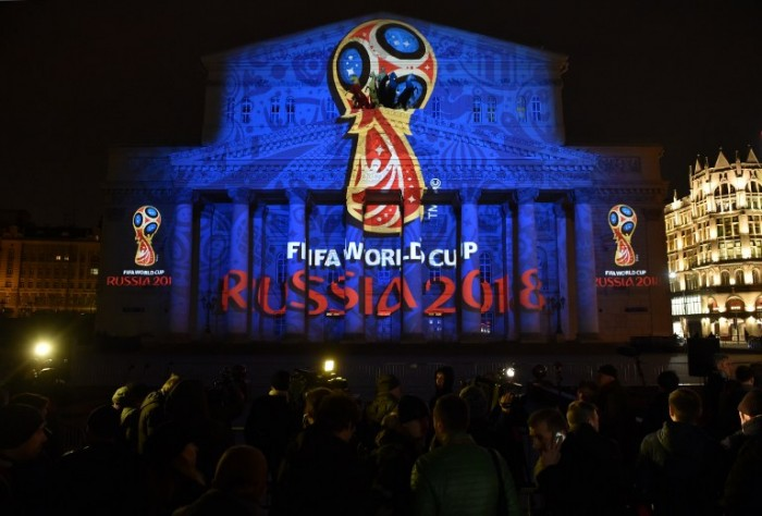 WM 2018 in Russland (Foto AFP)