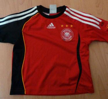 DFB Auswärtstrikot WM 2006