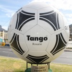 Tango Rosario wm-spielball 1978 (Quelle: eigenes Archiv)
