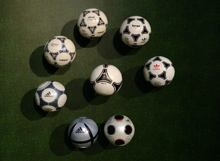 EM Spielball 2016 alle Offizielle adidas Spielbälle