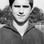 Gerd Müller vor der WM 1970 in Mexiko. AFP PHOTO