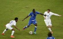 Sowohl England als auch Italien werden in der Vorbereitung auf die EM 2016 in Frankreich auf Deutschland treffen (Foto AFP)