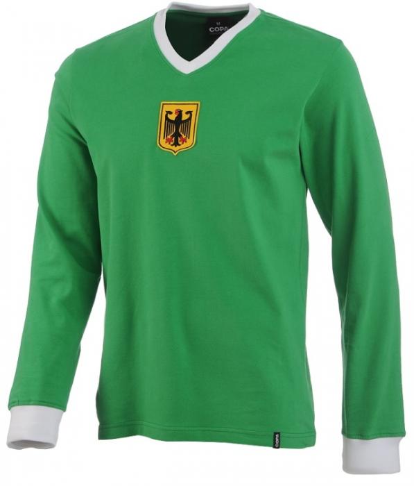 Langarm Trikot zur WM 1970 in grün