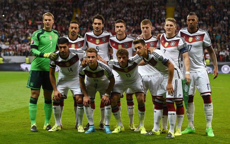frankreich vs deutschland 2017