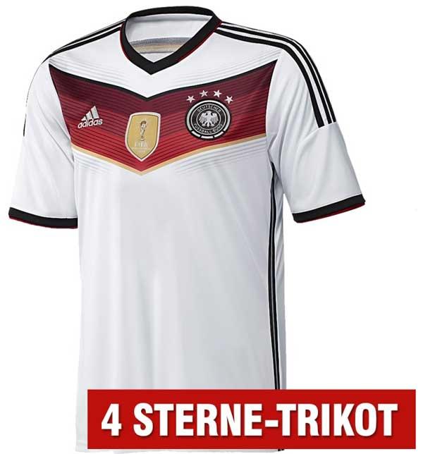 Was kostet das Deutschland Trikot?