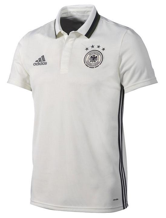 249447adf21e24 Adidas Deutschland DFB Poloshirt Staff EM 16