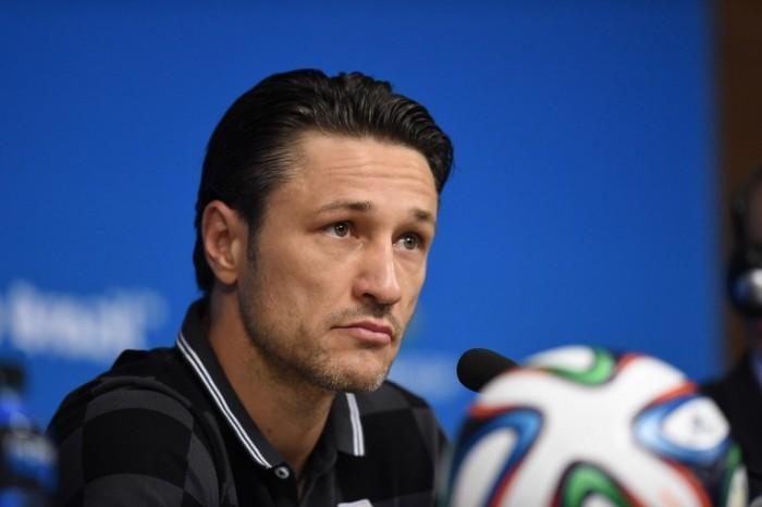 Niko Kovac - schon Trainer der Kroaten bei der WM 2014 in Brasilien. AFP PHOTO/ DIMITAR DILKOFF