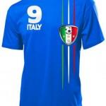 EM T-Shirt von Italien