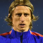 Luka Modric: Kroatischer Nationalspieler und Real Madrid Star. AFP PHOTO / STRINGER / AFP / STR