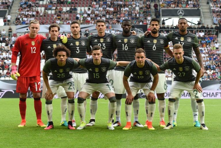 Letztes Testspiel vor der EM 2016 in Gelsenkirchen gegen Ungarn