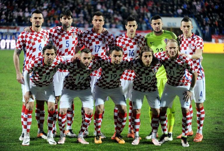 Kroatien-Heimtrikot