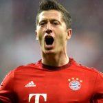 Robert Lewandowski: Polnischer Nationalspieler und Bayern München Star .AFP PHOTO / CHRISTOF STACHE