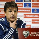 Chris Coleman: Nationaltrainer von Wales. AFP PHOTO / JACK GUEZ