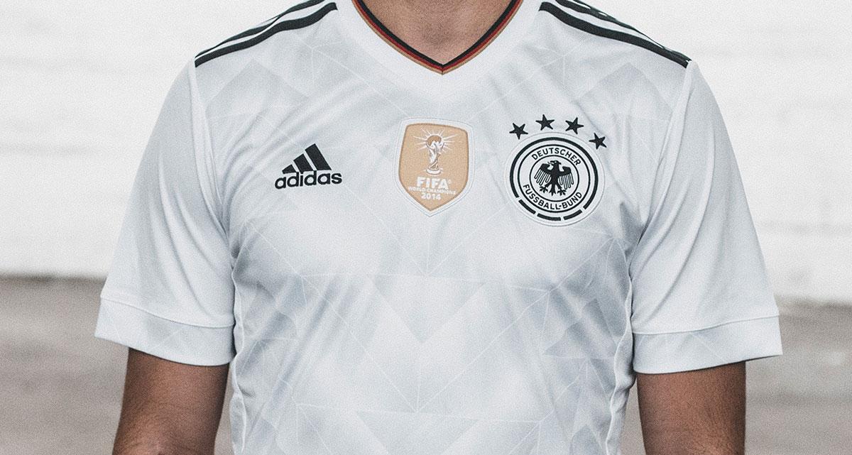 Das neue Deutschland Trikot 2017