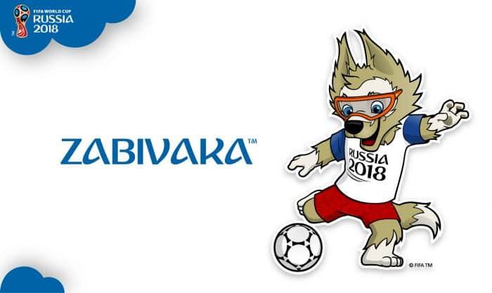 """Die FIFA zeigt das Maskottchen Zabivaka das erste Mal am 22.Oktober 2016 mit dem Namen """"Zabivaka"""". / AFP PHOTO / FIFA / STRINGER"""