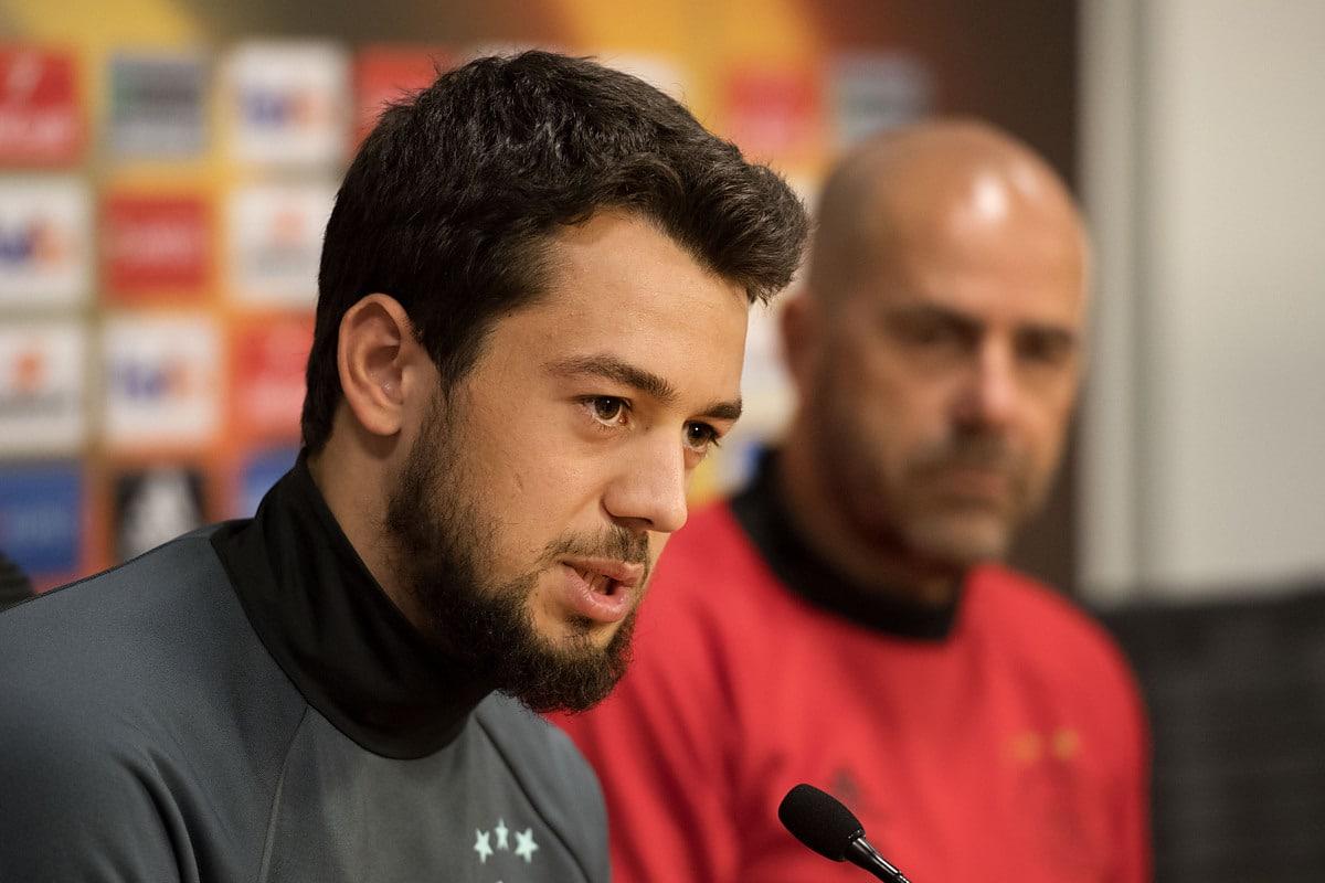 Amin Younes von Ajax Amsterdam steht erstmals im DFB-Kader der A-Nationalmannschaft - eine echte Überraschung! (Foto AFP)
