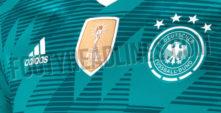 So sieht das neue DFB Away Trikot 2018 von adidas aus.