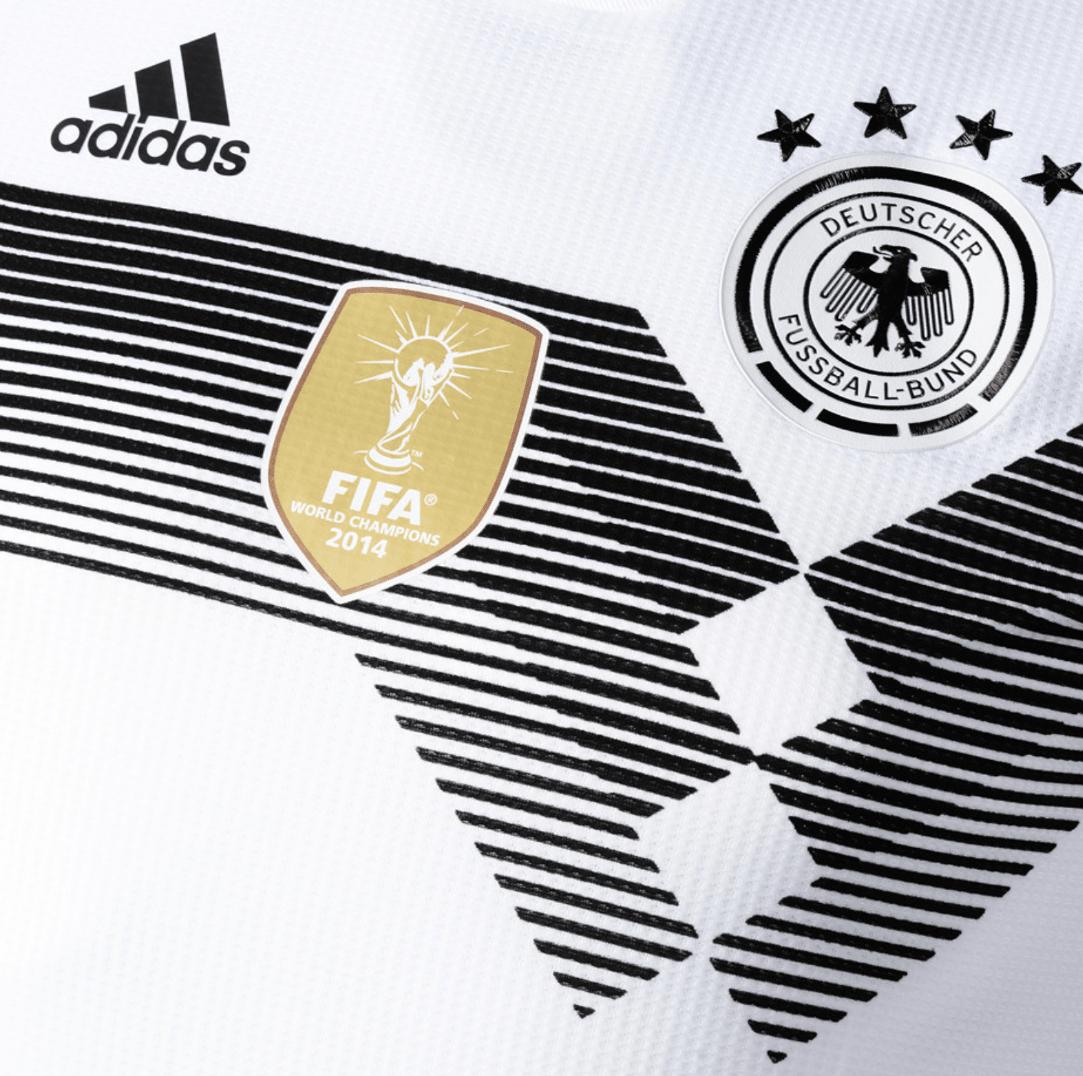 Jonas Hector signiert Deutschland Trikot Authentic Version DFB XL