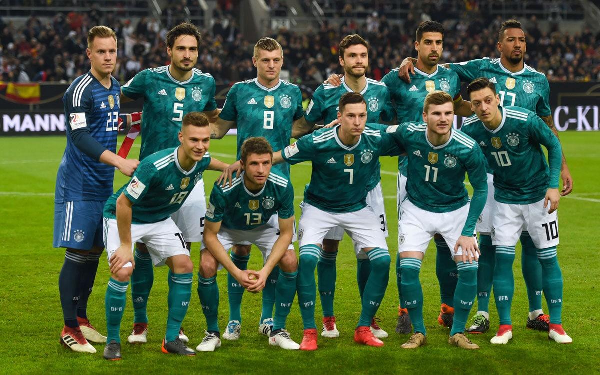 deutschland trikot 2018 das home away dfb trikot 2018