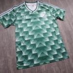 Das WM Trikot Away der deutschen Weltmeister 1990