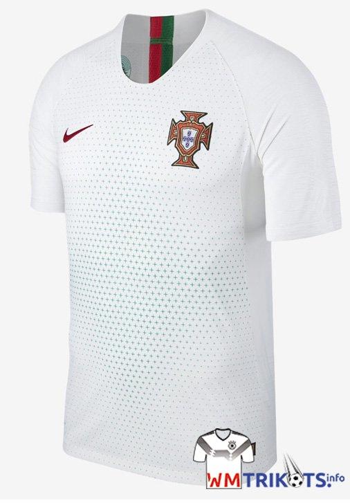 Das neue Away Portugal Trikot von nike 2018.
