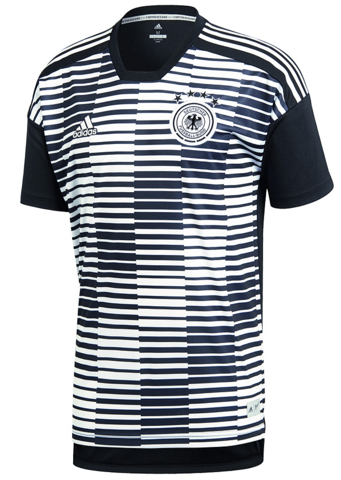 dfb pre match shirt 2018 und aufw rm trikot von adidas drittes trikot von deutschland. Black Bedroom Furniture Sets. Home Design Ideas