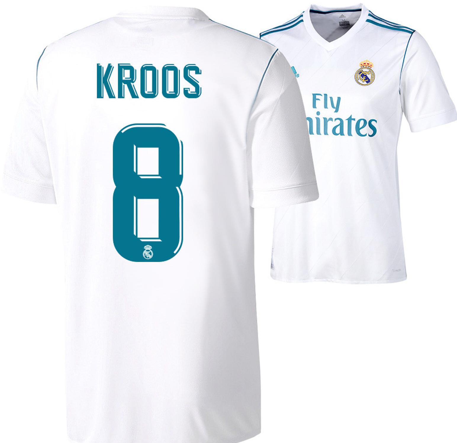 Toni Kroos Deutschland Trikot (Nr. 8)
