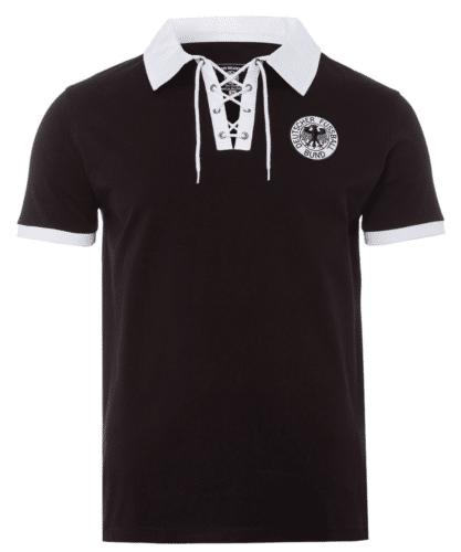 Das Deutschland Trikot 1954 in schwarz
