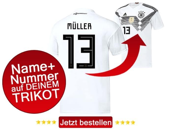 the best attitude 85f95 b681f WM Sterne auf dem DFB Trikot 2018 - Wie viele Sterne hat ...