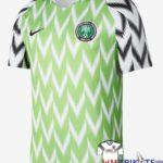 Das Nigeria heim WM Trikot 2018