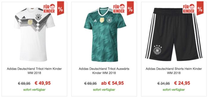 DFB Kindertrikots kaufen!