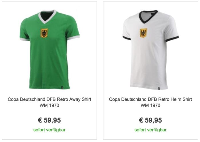 Retro-DFB-Trikots kaufen