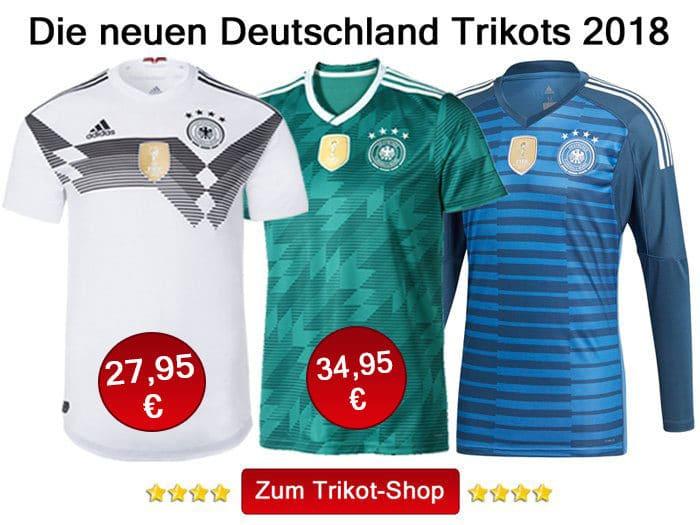 Die DFB Trikots 2019 kaufen