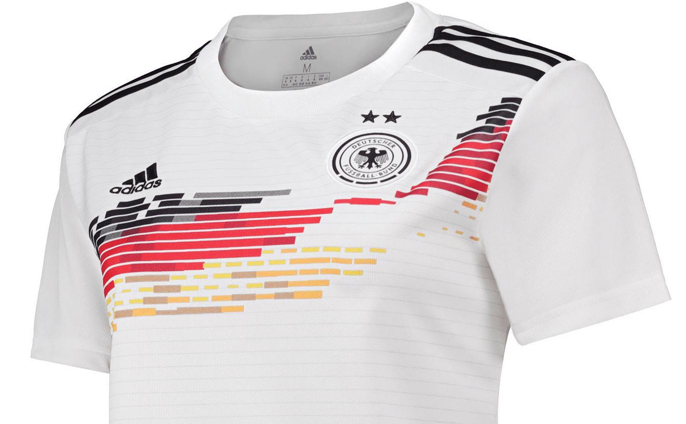 Die neuen DFB Trikots 2019 zur WM 2019 der Damen